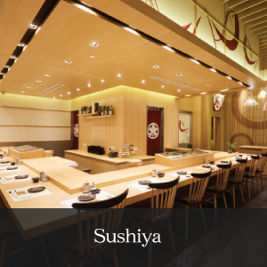 Sushiya top below