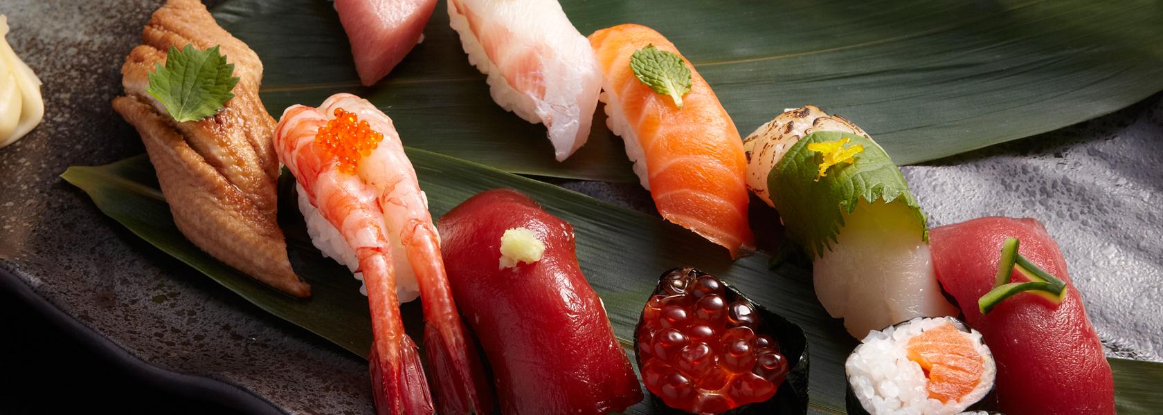 ichiro sushi bar top
