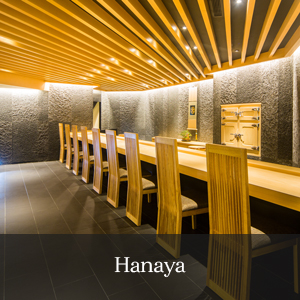 Hanaya top below