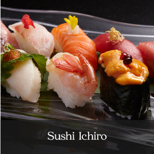 Sushi Ichiro top below