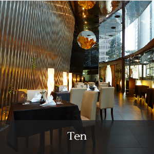japanese dining ten top below